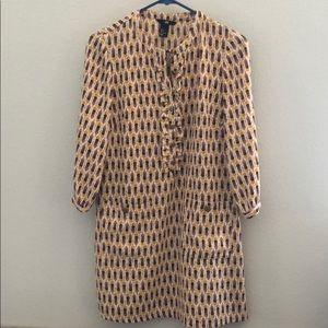 H&M women's dress 3/4 sleeve